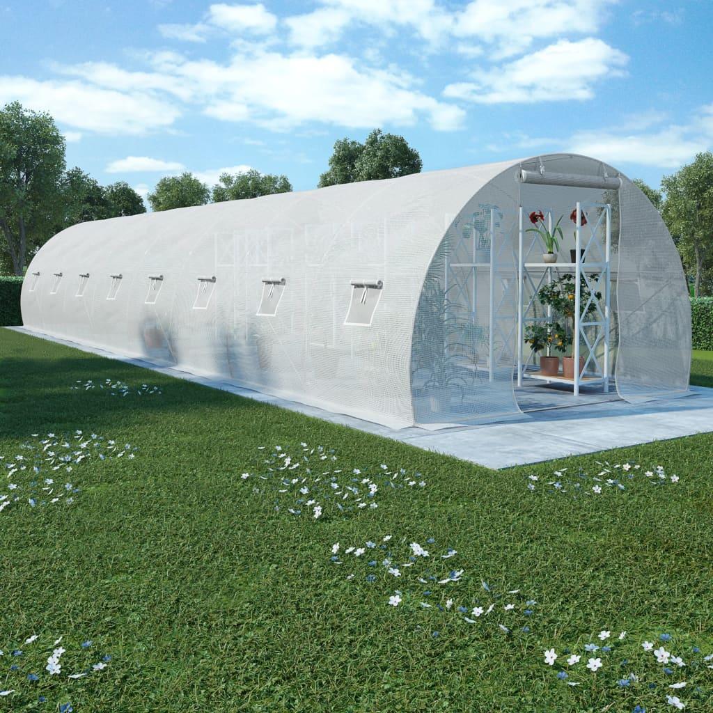 Fóliovník 36 m² 1200 x 300 x 200 cm