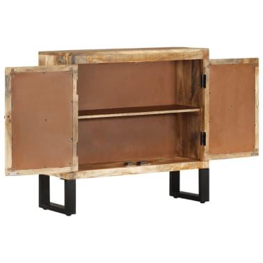 vidaXL Buffet 80 x 30 x 76 cm Bois de manguier massif[3/11]