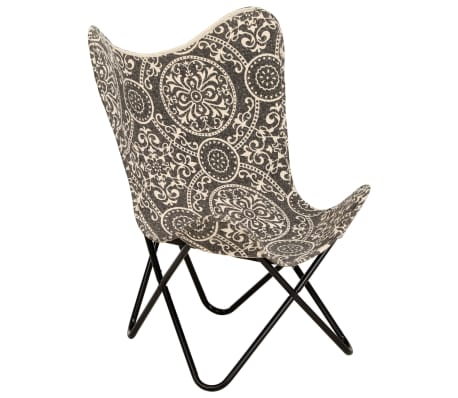 Our canvas butterfly chair has been ergonomically designed for full relaxation after a busy day. Its iconic butterfly design is very popular and will suit any setting.