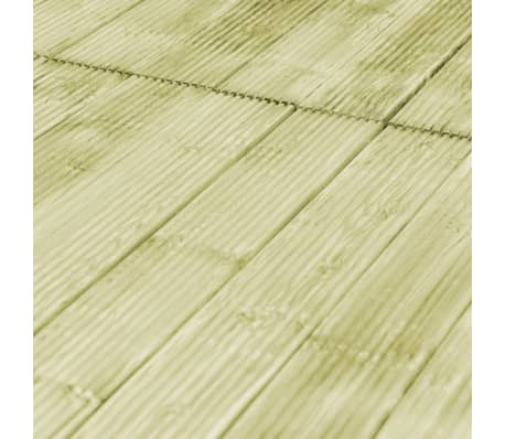 vidaXL Grindų dangos plokštės, 48vnt., 150x14,5cm, FSC mediena[4/4]