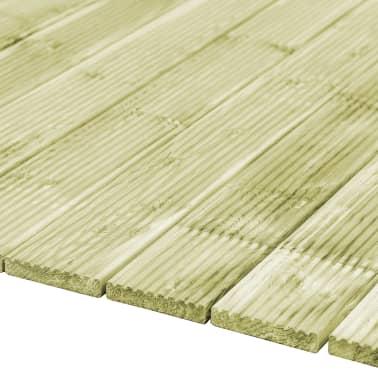 vidaXL Grindų dangos plokštės, 54vnt., 150x14,5cm, FSC mediena[2/4]