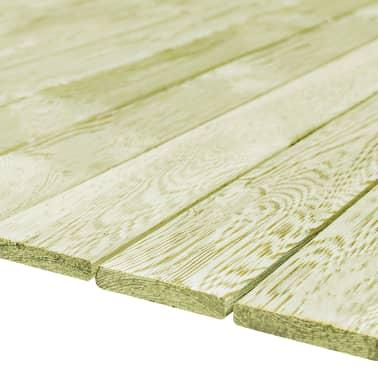 vidaXL Grindų dangos plokštės, 20vnt., 150x12cm, FSC mediena[2/4]