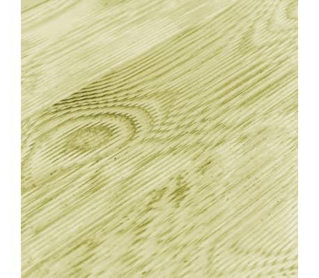 vidaXL Grindų dangos plokštės, 80vnt., 150x12cm, FSC mediena[3/4]