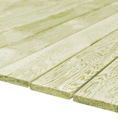 vidaXL Grindų dangos plokštės, 90vnt., 150x12cm, FSC mediena[2/4]