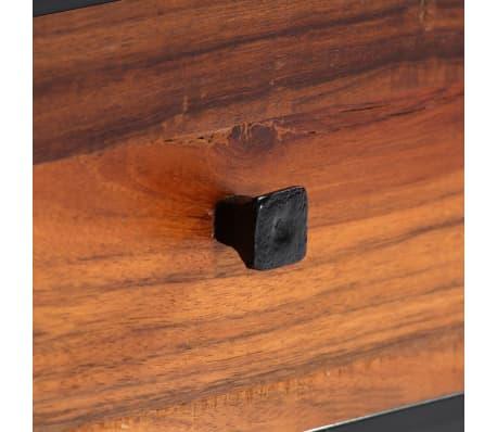 vidaXL Tv-meubel 120x30x40 cm massief gerecycled hout en staal[7/14]