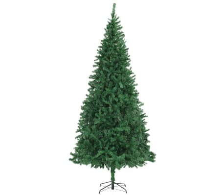 vidaXL Umelý vianočný stromček 300 cm, zelený