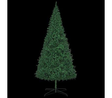 Albero Di Natale 400 Cm.Vidaxl Albero Di Natale Artificiale 400 Cm Verde Vidaxl It