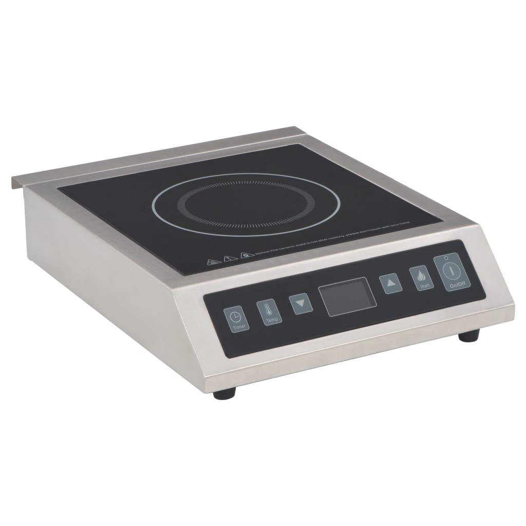 Stolní elektrický indukční vařič s dotykovým displejem 3500 W