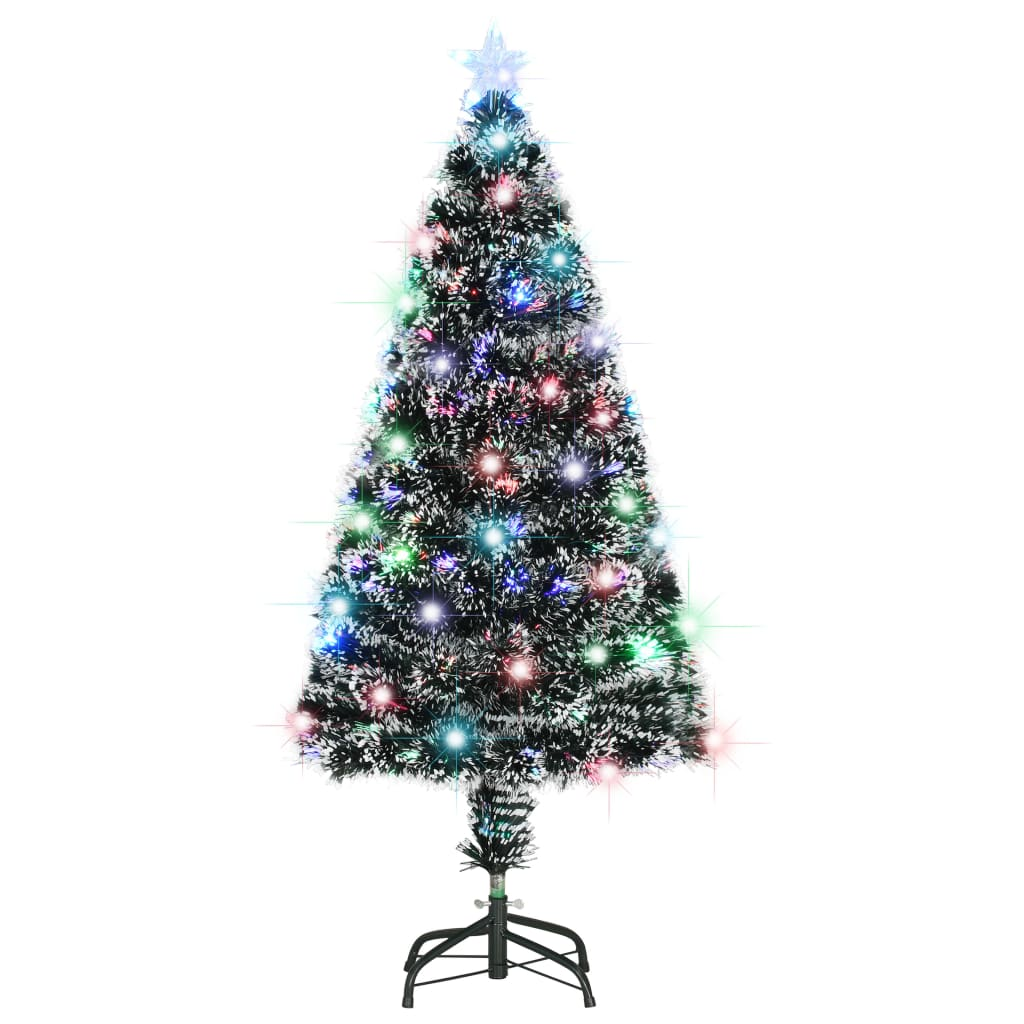 vidaXL_Albero_Natale_Artificiale_SupportoLED_120_cm