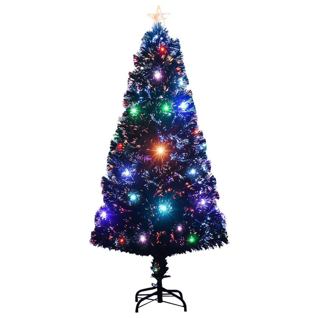 99284300 Künstlicher Weihnachtsbaum mit Ständer/LED 120 cm 135 Zweige