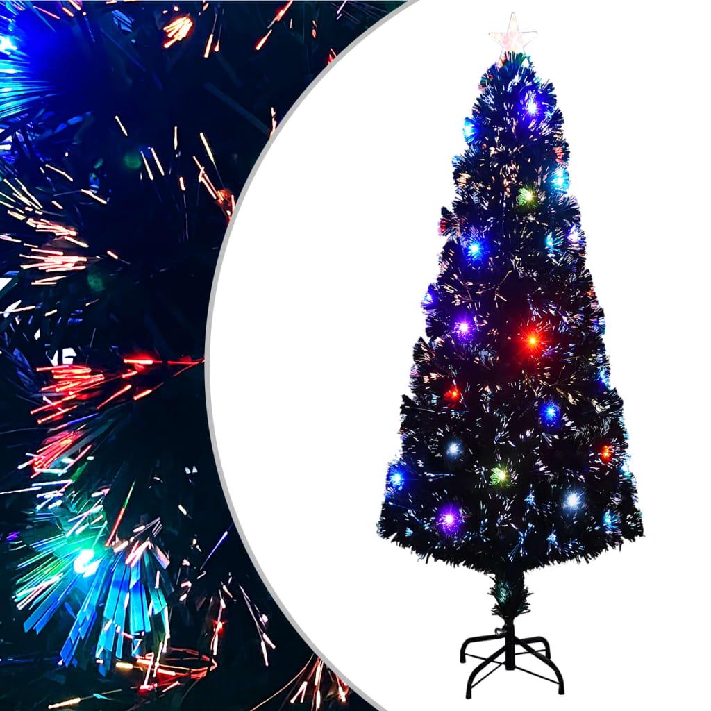 vidaXL Albero di Natale Artificiale con Supporto/LED 240 cm 240 Rami