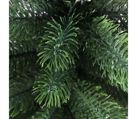 vidaXL Artificial Christmas Tree with Basket 65 cm Green[5/7]