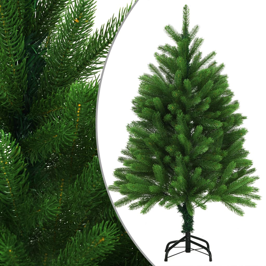 vidaXL Brad de Crăciun artificial ace cu aspect natural 120cm verde vidaxl.ro