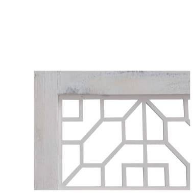 vidaXL Cloison de séparation 3 panneaux Gris 105x165 cm Tissu[6/6]