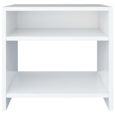 "vidaXL Side Cabinetts 2 pcs White 15.7""x11.8""x15.7"" Chipboard[6/7]"