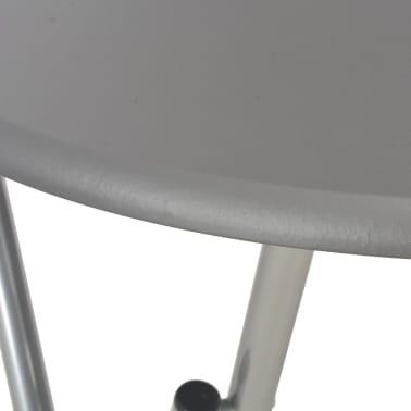 vidaXL Bartafels 4 st 60x112 cm MDF antraciet[6/7]