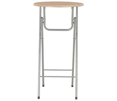 vidaXL Baro stalai, 4vnt., ąžuolo sp., 60x112 cm, MDF[3/7]