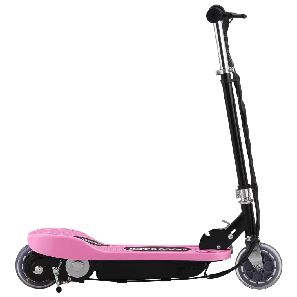 vidaXL Step elektrisch 120 W roze