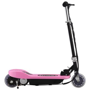vidaXL Step elektrisch 120 W roze[1/9]