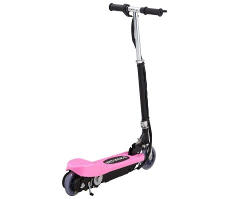 vidaXL Step elektrisch 120 W roze[3/9]