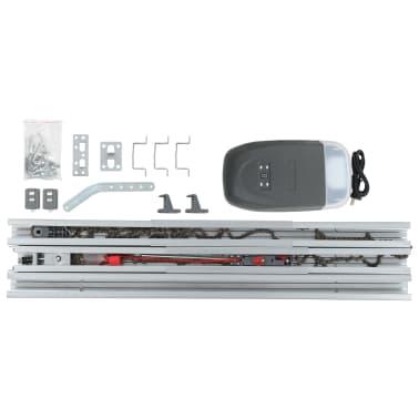 vidaXL Profi Garagentorantrieb mit Fernbedienung und LED 650 N 2,24 m[6/7]