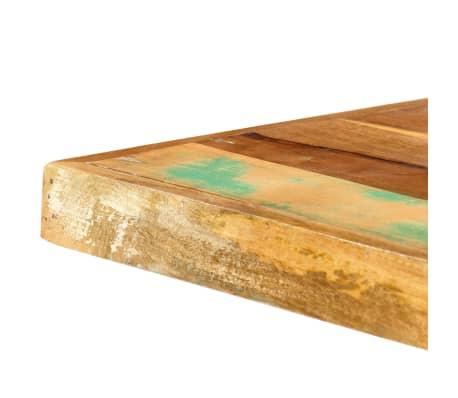 vidaXL Eettafel 180x90x76 cm massief gerecycled hout[8/14]