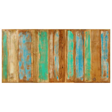 vidaXL Eettafel 180x90x76 cm massief gerecycled hout[4/14]