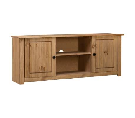 vidaXL Tv-kast Panama Range 120x40x50 cm massief grenenhout[1/9]
