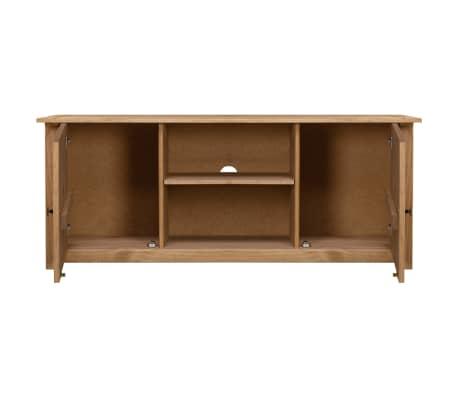 vidaXL Tv-kast Panama Range 120x40x50 cm massief grenenhout[3/9]