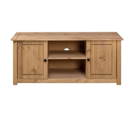 vidaXL Tv-kast Panama Range 120x40x50 cm massief grenenhout[5/9]