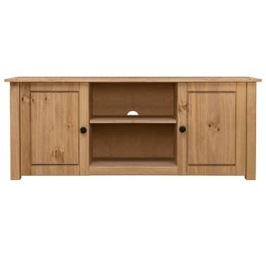 vidaXL Tv-kast Panama Range 120x40x50 cm massief grenenhout[2/9]