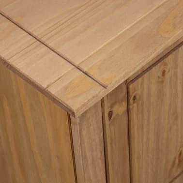 vidaXL Tv-kast Panama Range 120x40x50 cm massief grenenhout[7/9]