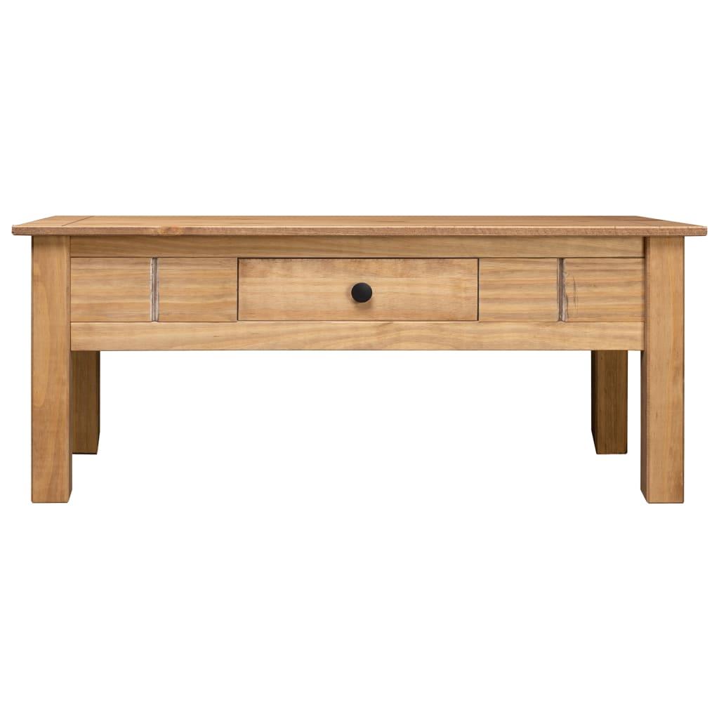 999282682 Couchtisch 100 x 60 x 45 cm Massivholz Panama-Kiefer