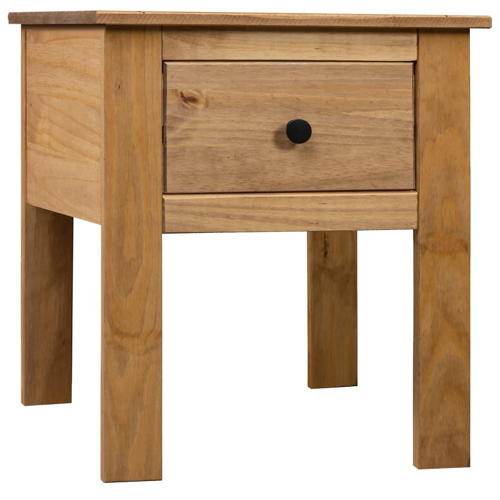vidaXL Noční stolek 46 x 40 x 57 cm borovice řada Panama