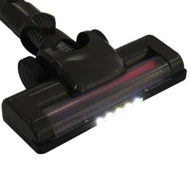 vidaXL Aspiradora de mano sin cable multiciclónica 2 en 1 rojo 120 W[8/10]