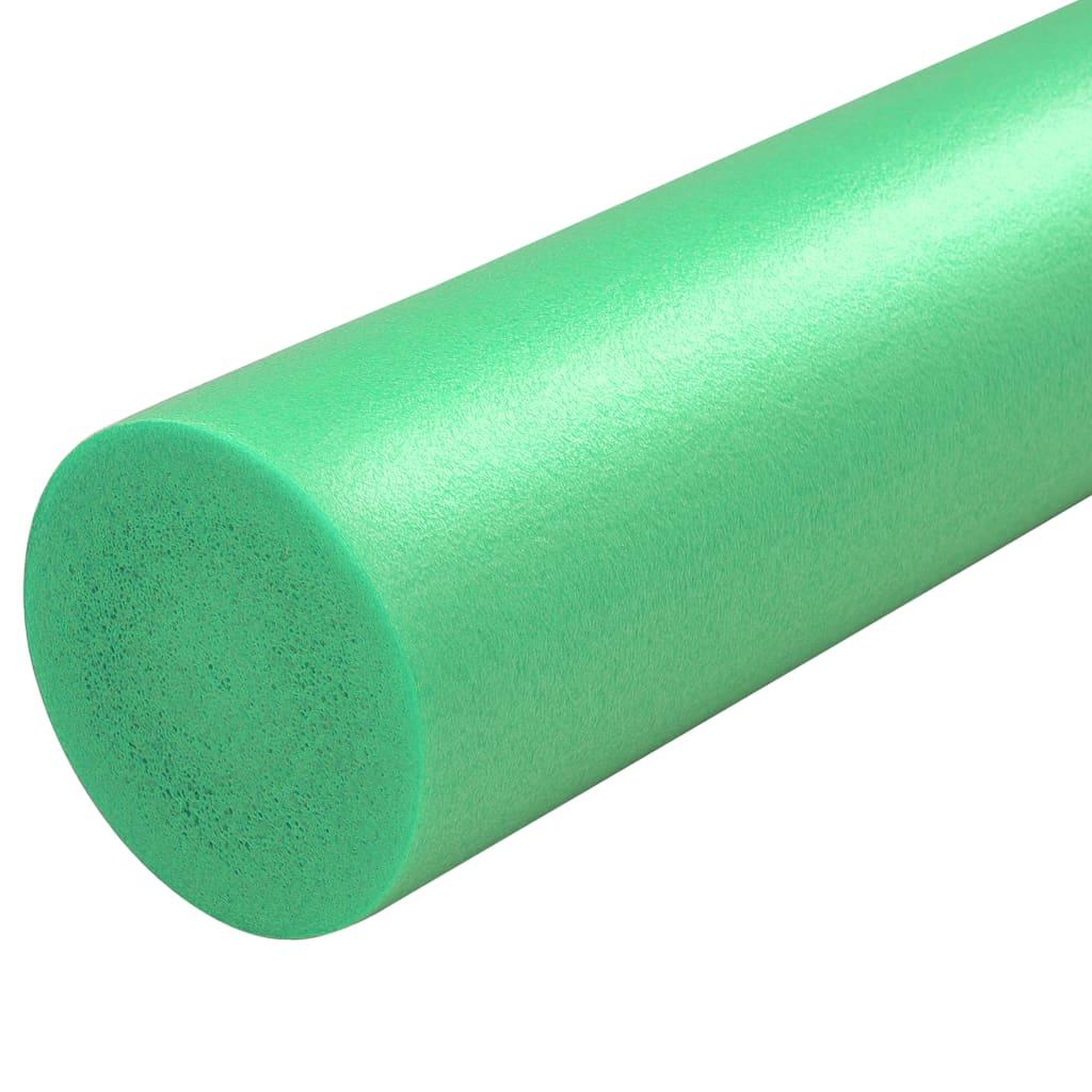 Jooga vahtrull 15 x 90 cm, EPE, roheline