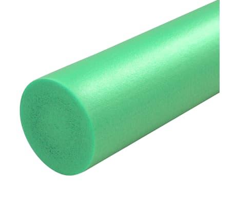 vidaXL Yoga schuimrol 15x90 cm EPP groen[4/4]