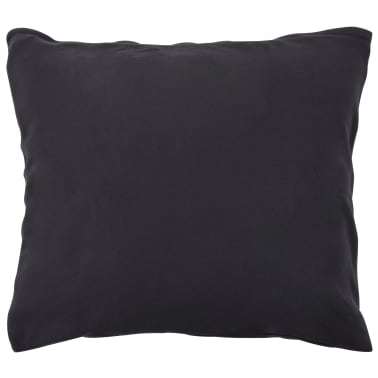 vidaXL Set husă pilotă, 2 piese, antracit, 140 x 200/60 x 70 cm fleece[3/4]
