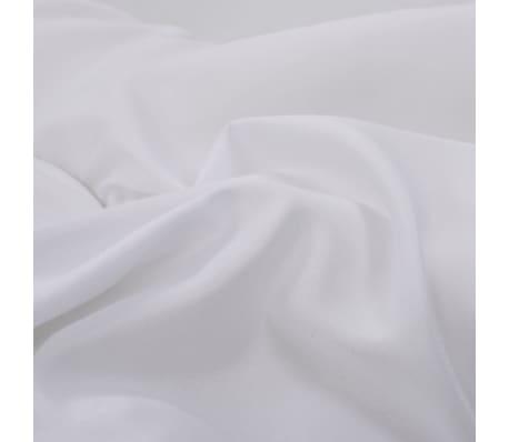 vidaXL Bäddset sommar 2-delat för barn vit 100x135 cm/40x60 cm[8/8]