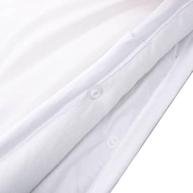 vidaXL Bäddset 3-delat för barn vit 100x135 cm/40x60 cm[6/8]
