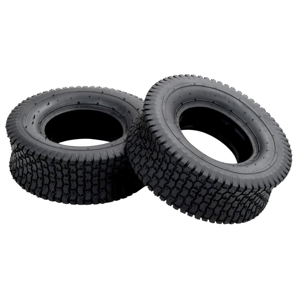 Pneumatiky pro kolečko 2 ks 13x5.00-6 EPR guma