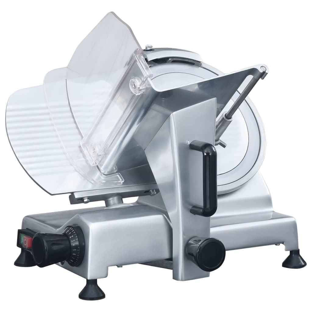 vidaXL Feliator electric pentru carne profesional, 250 mm imagine vidaxl.ro