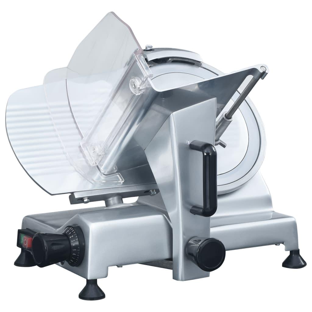 vidaXL Profesionální elektrický kráječ na maso 300 mm