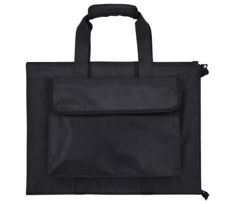 vidaXL Sulankstomos saulės energijos plokštės įkroviklis, 100W, 12V[4/10]