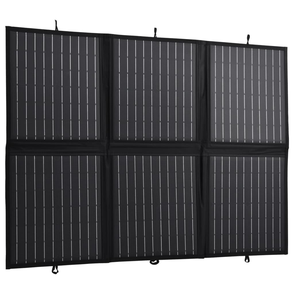 Kokkupandav päikesepaneeli laadija 120 W 12 V