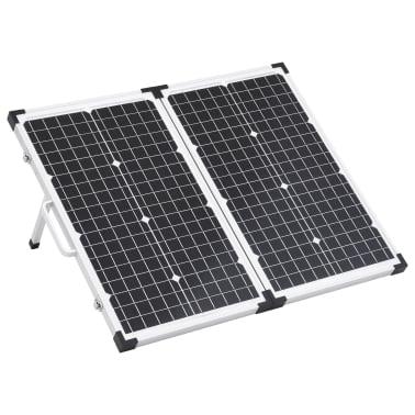 vidaXL Sulankstomas saulės modulis, 60W, 12V[1/15]