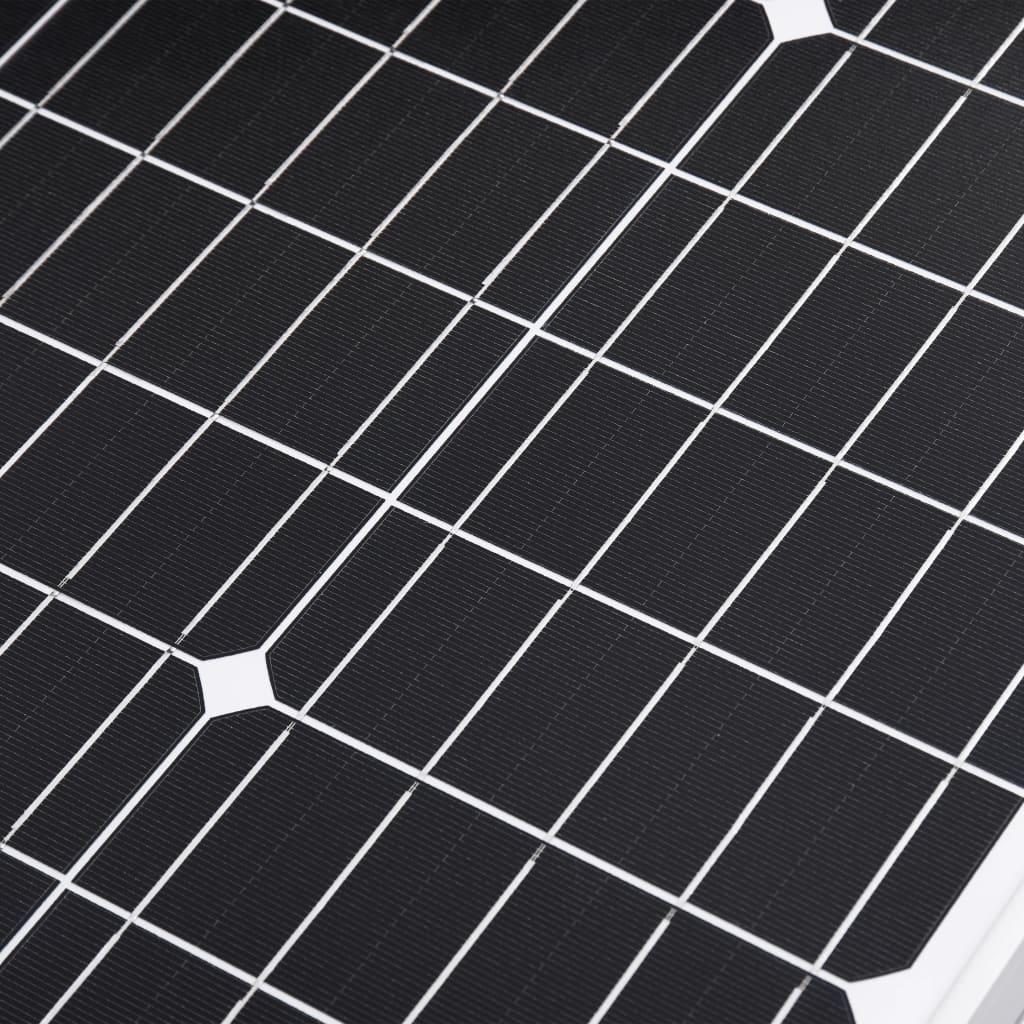 Kokkupandav päikesepaneeli ümbris 60 W 12 V