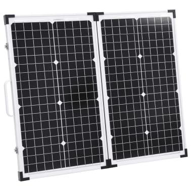 vidaXL Sulankstomas saulės modulis, 60W, 12V[2/15]