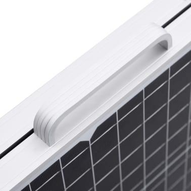 vidaXL Sulankstomas saulės modulis, 60W, 12V[11/15]