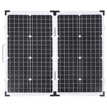 vidaXL Sulankstomas saulės modulis, 60W, 12V[3/15]